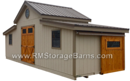 Horse Barns   Rocky Mountain Storage Barns